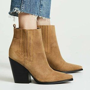 NEW Kendall + Kylie Colt Western Bootie